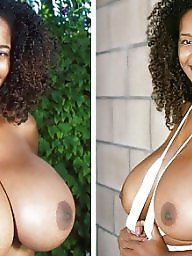 Milf, Big black tits, Black big tits, Ebony boobs, Ebony big tits, Big ebony tits