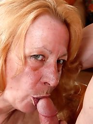 Granny, Granny boobs, Granny blowjob, Granny big boobs, Mature blowjob, Mature big boobs