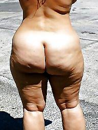 Cellulite, Ass, Bbw pornstar, Cellulite ass