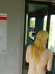 Flashing, Public nudity