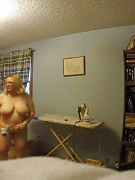 Undressing, Undressed, Undress, Bbw wife
