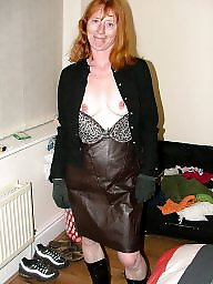 Pvc, Leather, Femdom, Mature femdom, Prostitute, Mature pvc