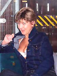Jeans, Uk mature, Uk milf