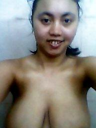Malay, Amateur boobs