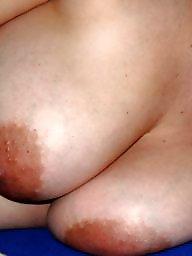 Wifes tits, Amateur tits