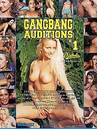 Gangbang, Audition