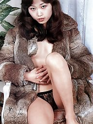 Vintage, Girl, Asians, Vintage hairy, Asian vintage, Hairy asian