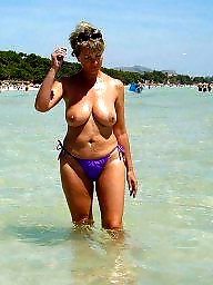 Vacation, Beach milf