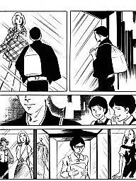 Comic, Comics, Japanese, Boys, Cartoon comic, Boy cartoon
