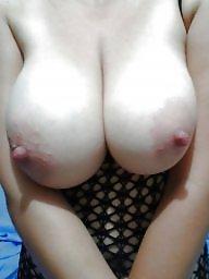 Areola, Amateur big tits, Very big amateur tits
