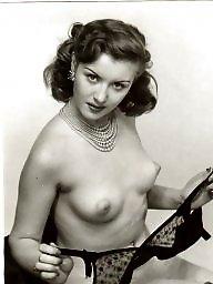 A bra, Vintage amateurs