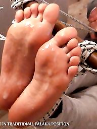 Whipping, Whip, Amateur feet