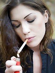 Smoking, Smoke