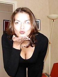 Posing, Horny, Model, Horny milf