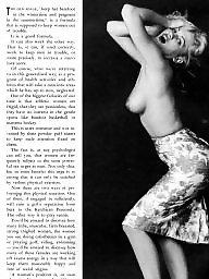 Vintage, Magazines, Magazine