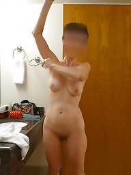 Housewife, Private, Mature nude