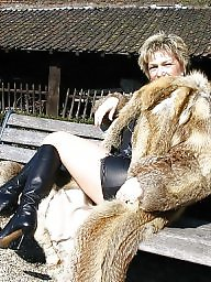Fur, Mature amateur