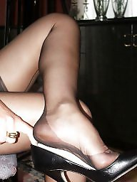Nylon, Nylons, Vintage nylon, Models, Pretty, Nylon stockings