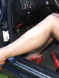 Car, Nylons, Cars, Vintage nylon