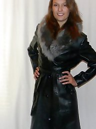 Leather, Woman