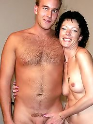 Mom boy, Old, Old mom, Mature boy, Mature amateur, Boys