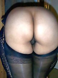 Nylons, Bbw nylon, Butt, Big butt, Butts, Big butts