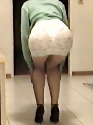 Skirt, Tights, Tight, Lace, Skirts, Slutty