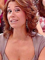 Celebrity, Brunette milf