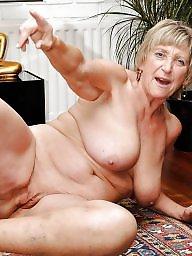 Granny, Granny mature, Amateur granny