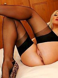 Nylon, Cougar, Heels