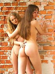 Lesbian, Russian, Russian teen, Lesbian teens, Beautiful teen