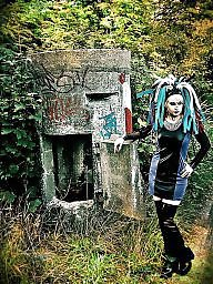 Emo, Goth, Punk