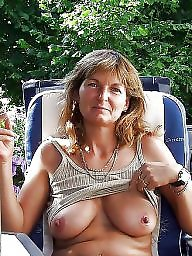 Mom, Mom boobs, Mature mom