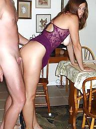 Lingerie, Milf lingerie, Candy, Purple, Amateur lingerie
