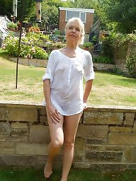 Grannies, British mature, Granny mature, Granny amateur