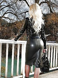 Leather, Latex, Pvc