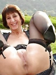 Granny boobs, Granny stockings, Mature stockings, Granny big boobs, Granny stocking, Matures