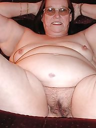 Grandma, Fat mature, Fat, Mature hairy, Grandmas, Fat matures