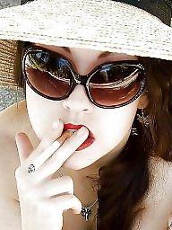 Smoking, Blond, Smoke, Love