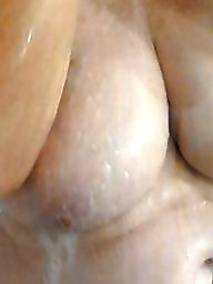 Shower, Bbw boobs