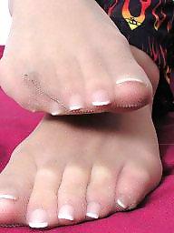 Femdom, Nylon feet, Nylon, Feet, Porn, Sexy
