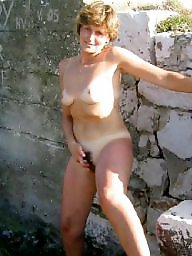 Naked, Mature lady, Ladies, Naked mature