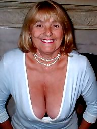 Grandma, Mature boobs, Grandmas