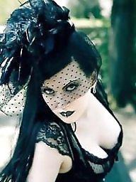 Goth, Celebrity, Victorian