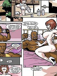 Interracial cartoon, Interracial cartoons, Cartoon interracial