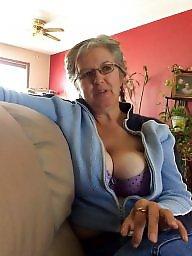 Grandma, Grandmas, Big boobs mature, Big boob mature