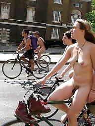 Nude, Bike, Nudes