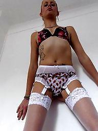 Panties, Upskirt