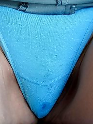 Thongs, Slips, Amateur thong