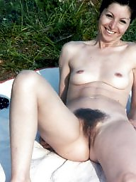 Hairy mature, Hairy, Mature ladies